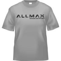 Allmax Tee Original Gray