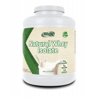 BioX Natural Whey Isolate- 5lbs