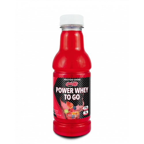 BioX Power Whey To Go   (12/box)