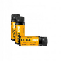 Body Attack ATTACK SHOT- 60ml (20/pack)