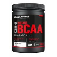 Body Attack Extreme Instant BCAA 500g Natural