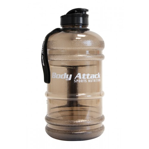 Body Attack Water Bottle 2.2L- Grey