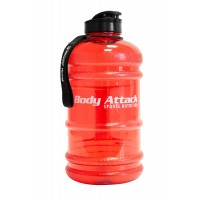 Body Attack Water Bottle 2.2L- Red
