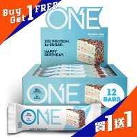 OH YEAH! ONE Bar ( 12/box)  Buy One Get One Free
