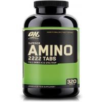 Optimum Superior Amino 2222- 320 tabs