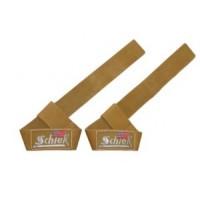 Schiek Leather Lifting Straps (Model 1000L)