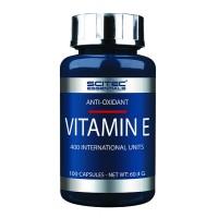Scitec Vitamin E 400 IU- 100 caps