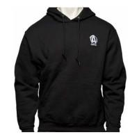 Universal Animal Hooded Zipper Sweatshirt- XL